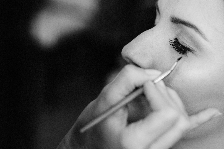 Georgian Bay wedding makeup tips