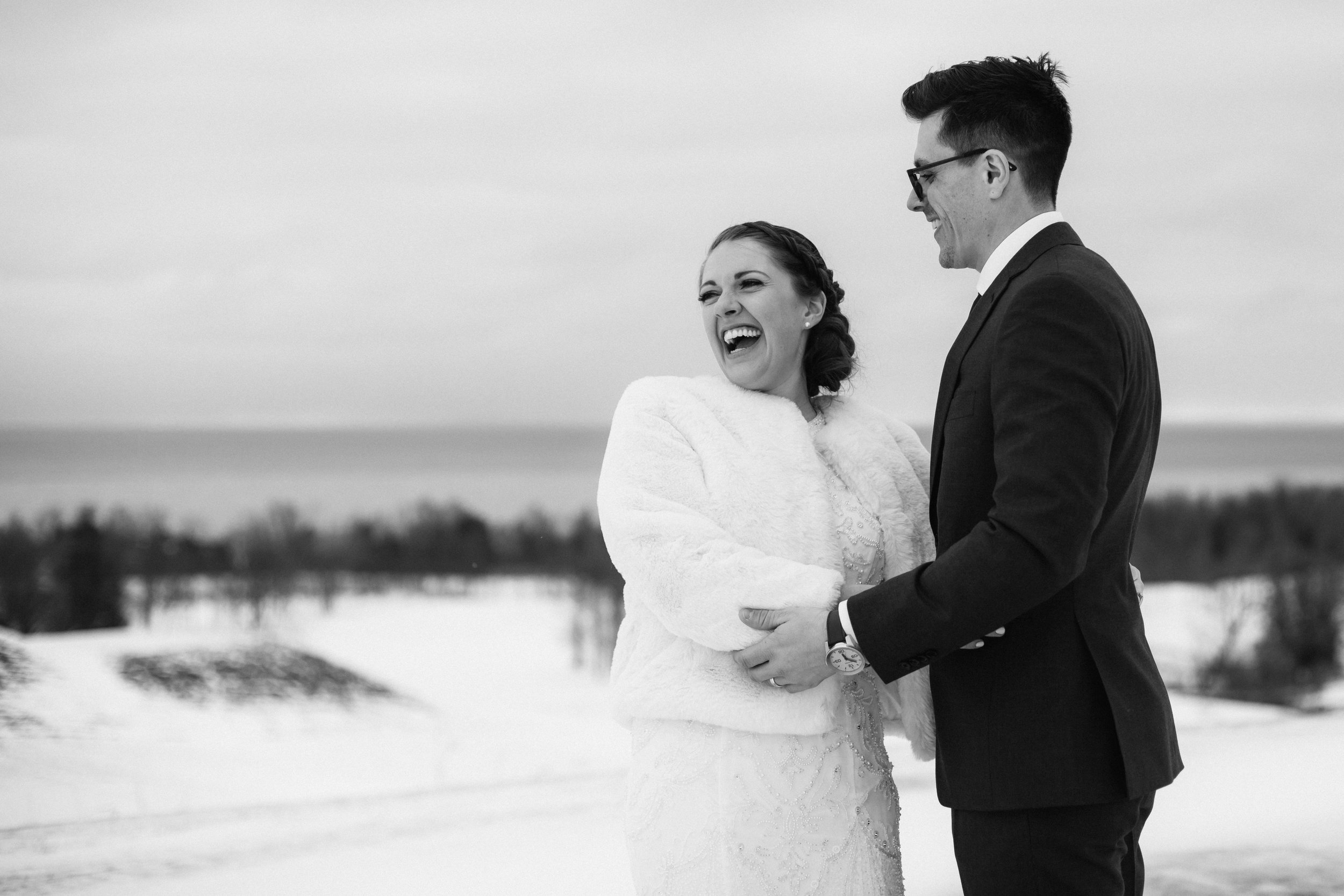 First look at Georgian Bay Club wedding by Frances Beatty Photography