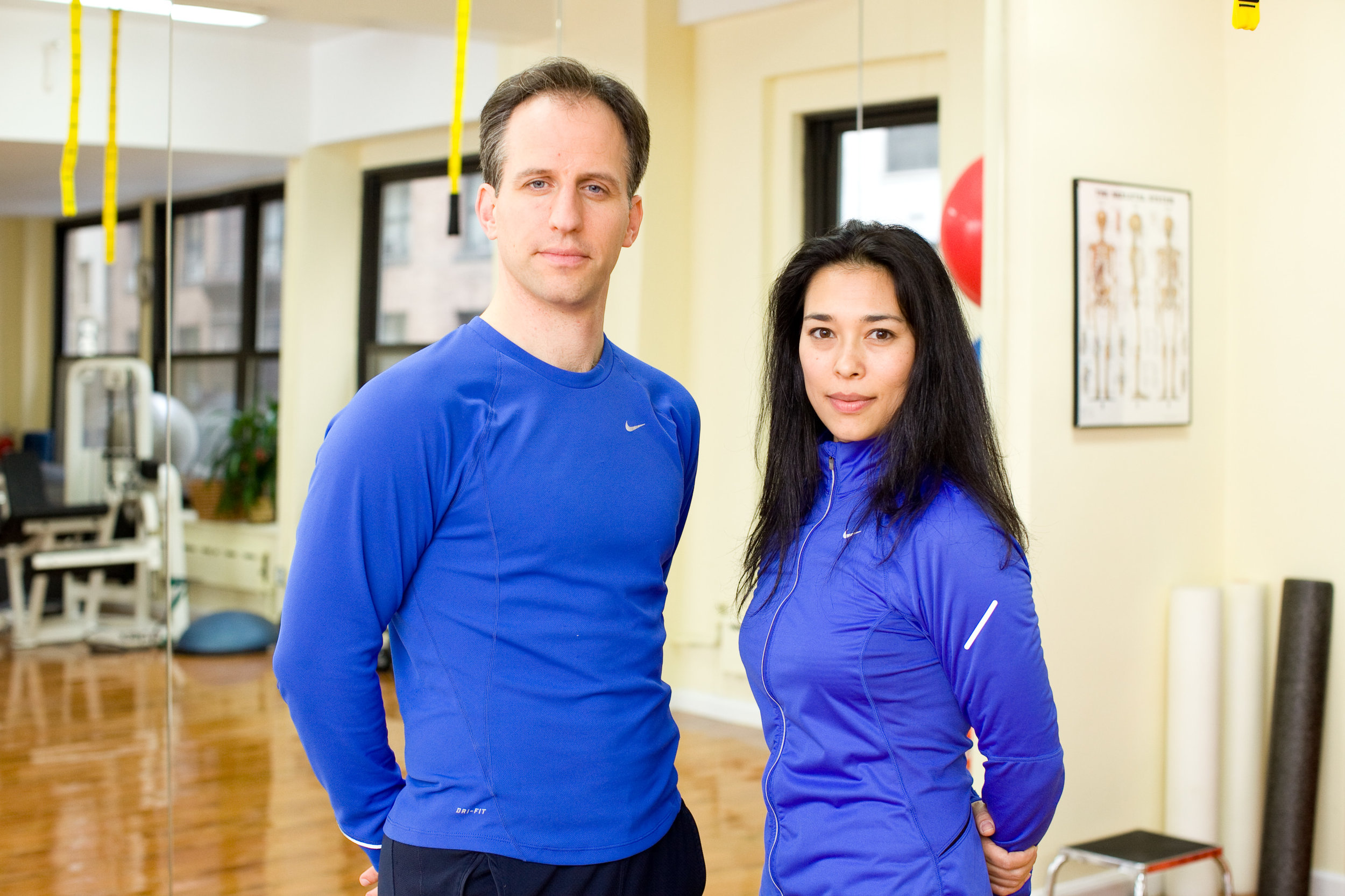 Who We Are - Hi There! We're thrilled you're here. After a decade of training, we realized that there are a few key things all of our clients need to master in order to feel great in their skin. So we put our system down on paper and developed Tyzen Fit. Enjoy!