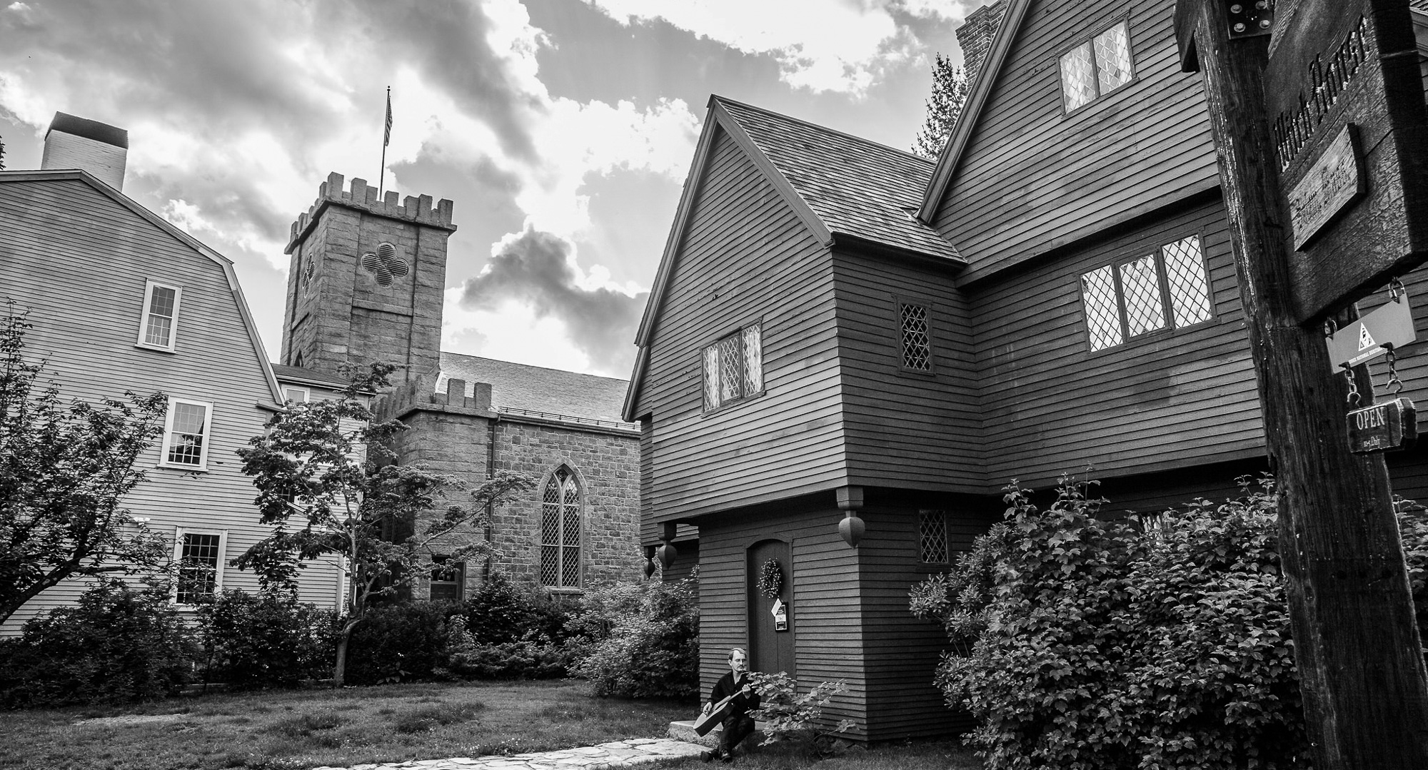 Witch House Salem Creative Salem photo