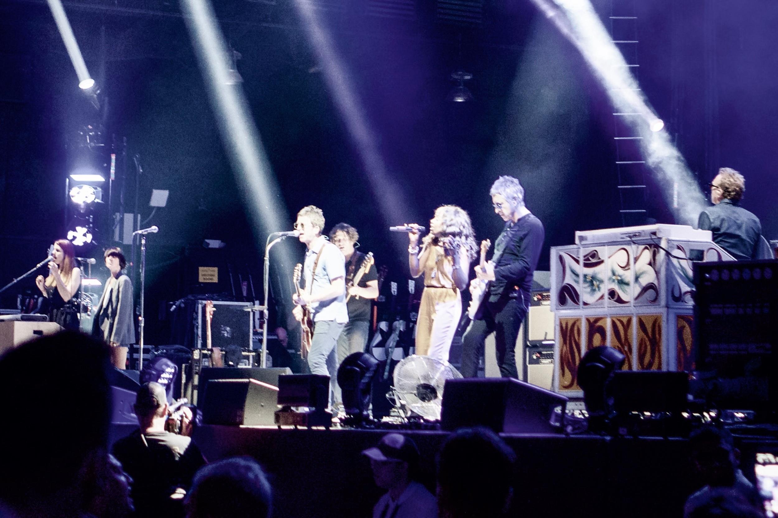 Noel Gallagher's High Flying Birds in Dallas.