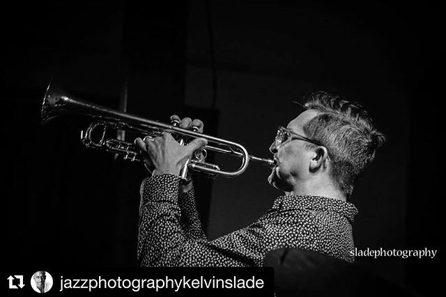 A great shot from @jazzphotographykelvinslade from last night's @bigsolid11 birthday celebration gig at Clement's Place.  If you don't know about this incredible venue, get hip and support this great club!  Check out @jazzphotographykelvinslade and his  work documenting the scene.  #jazz #clementsplace  #newarkjazz #jazzislove