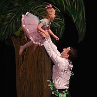 Daddy/Daughter Dance - spring recital
