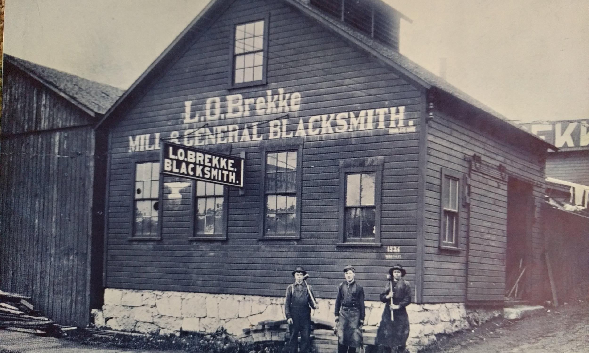 Ballard, 1912
