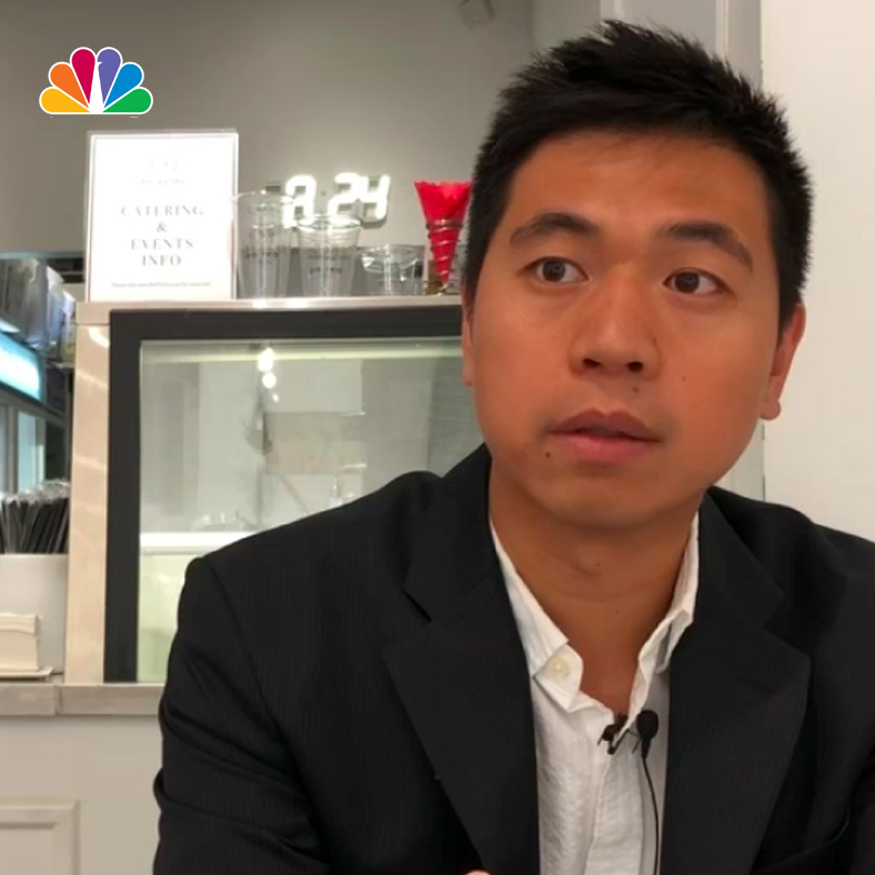 A NEW YORK RESTAURANT IS BRINGING A NEW MEANING TO BUBBLE TEA - NBC