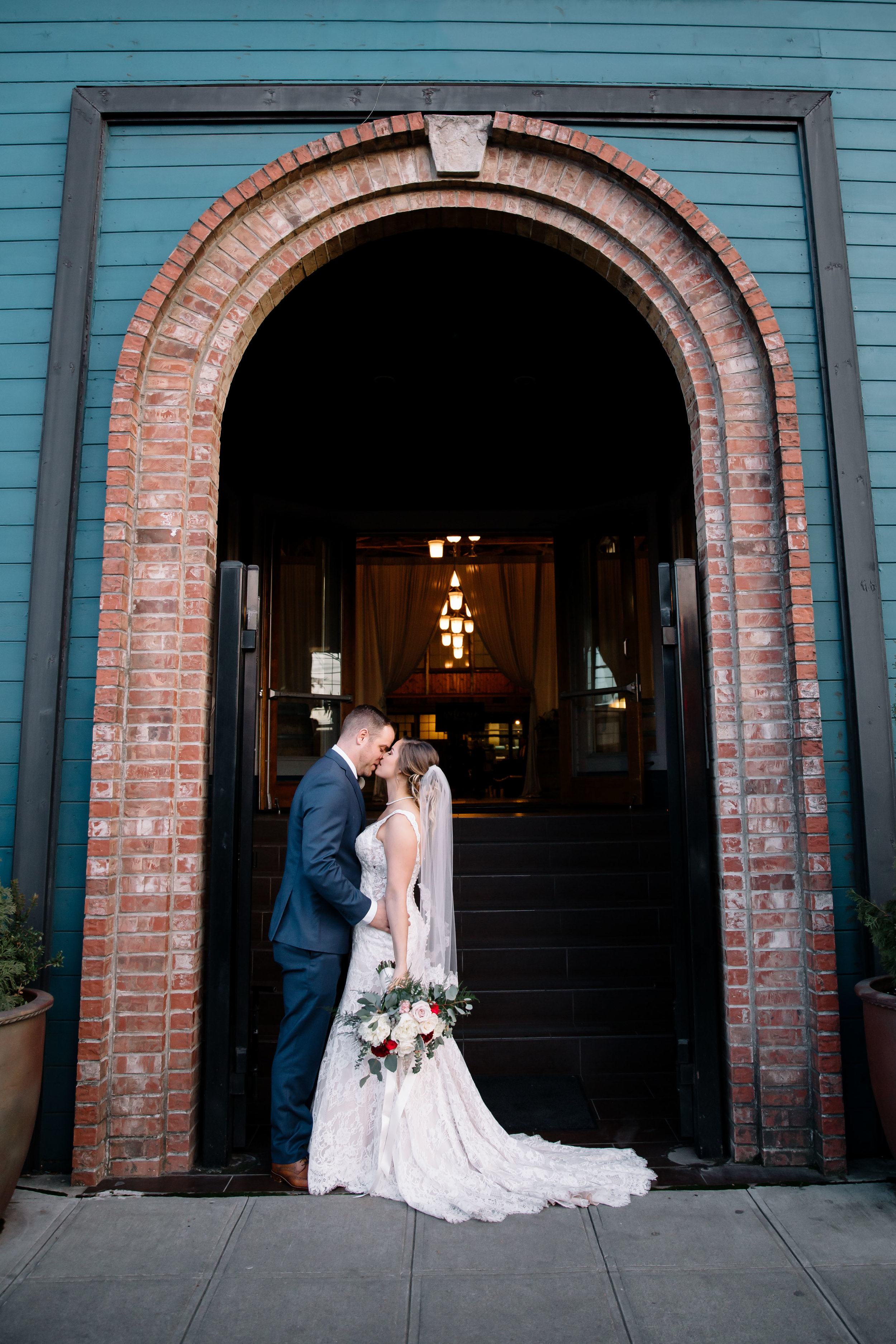 Ben and Alyssa  - I loved shooting this couples NYE wedding. Sodo Park was such an incredible venue, their friends were hilarious and they were the perfect models. The best thing about this job is it never feels like work and all I do is make friends. In my first year as a professional photographer, this couple took a chance on me and I'm so glad they did.