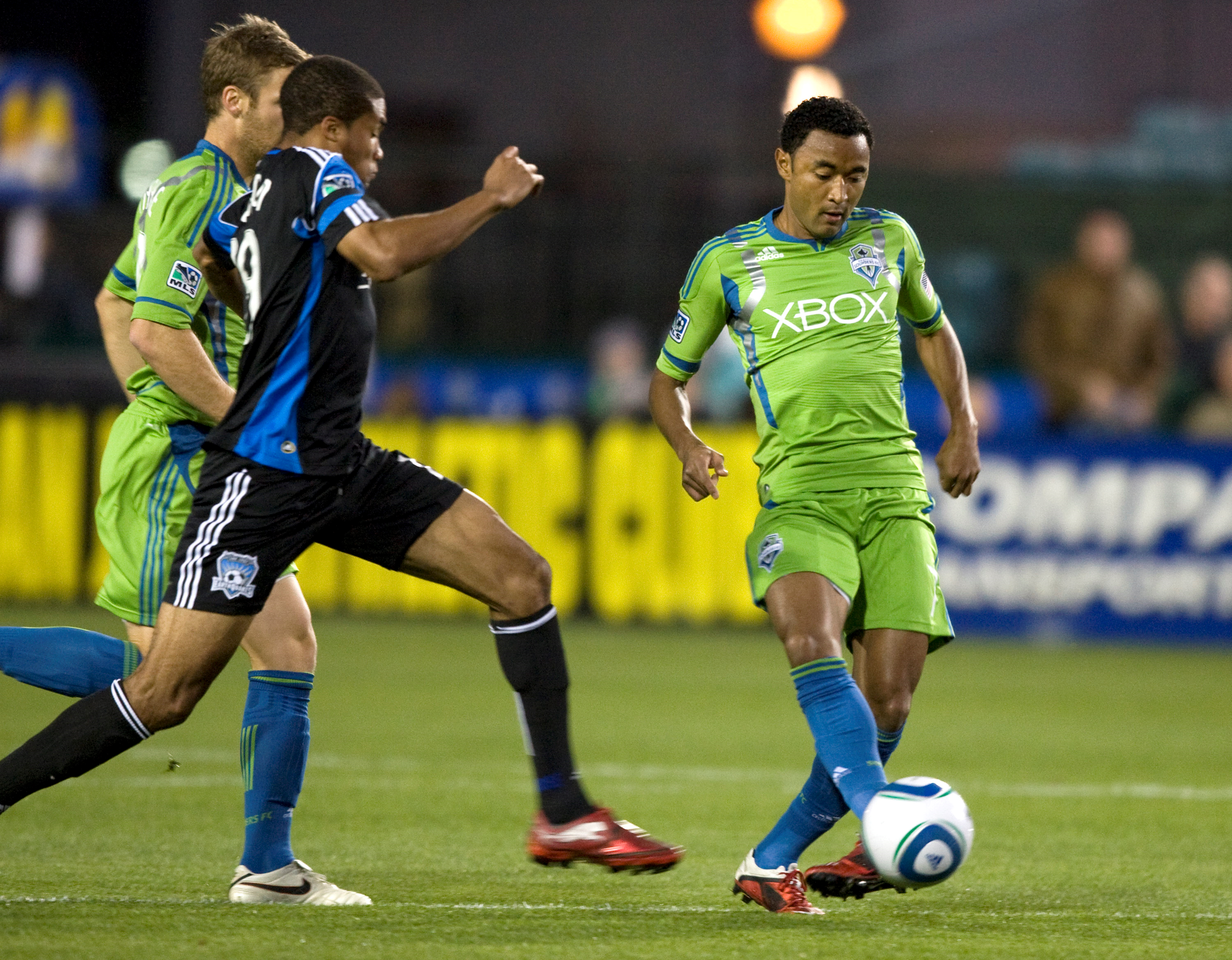 JAMES RILEY - SEATTLE SOUNDERS FC