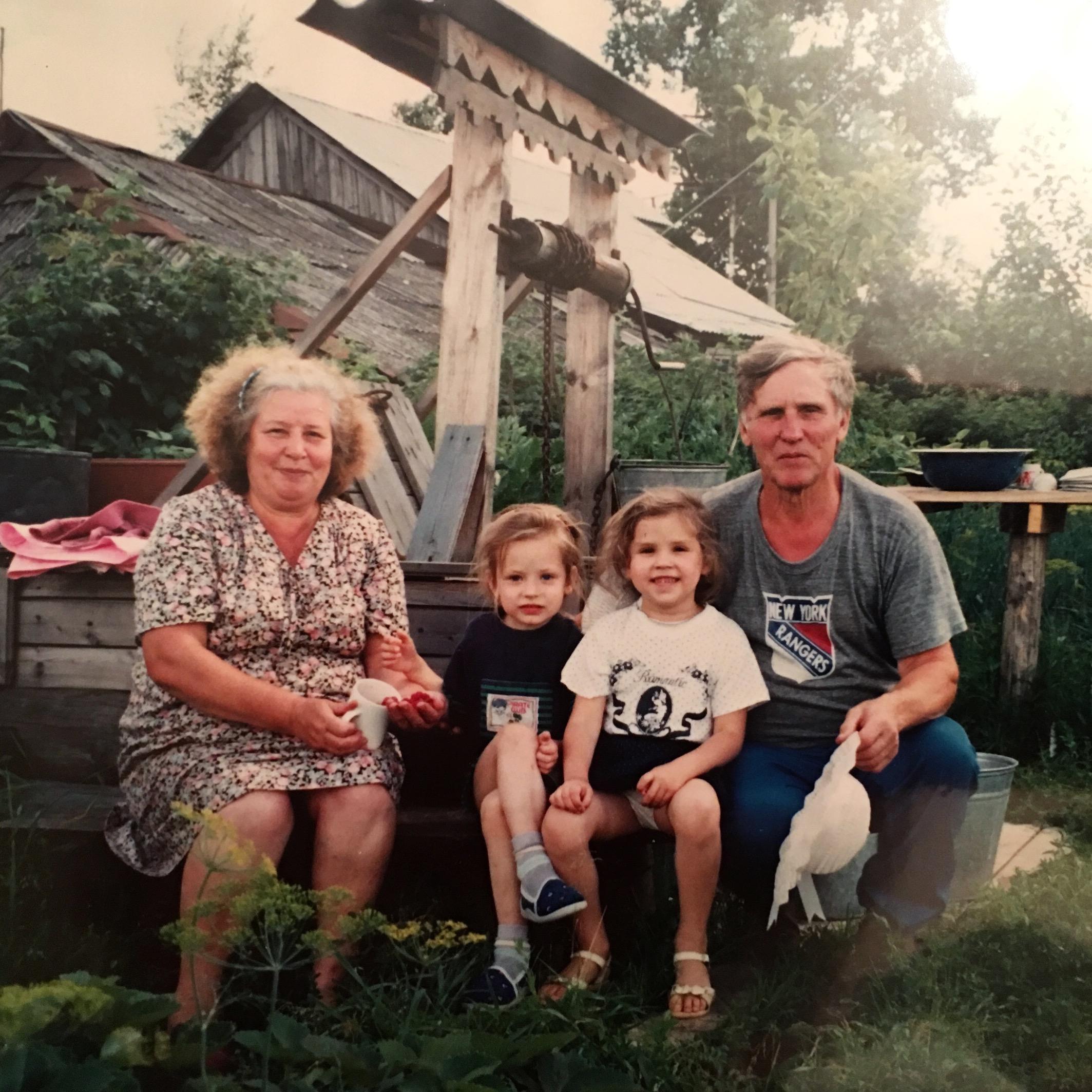 Baboolya, Me, Masha, Dedoolya