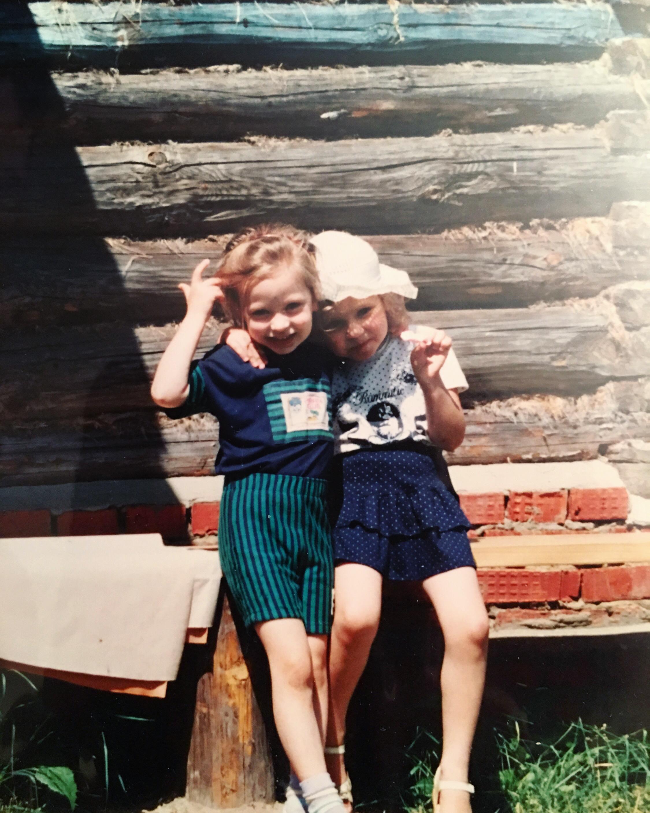 Me and Masha