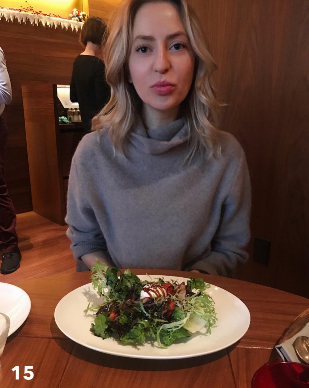 alyonka larionov food