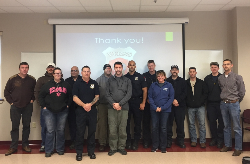 Thank you to the members of Harrisonburg, Rockingham, Augusta, Salem, and Fort Belvoir Fire Departments new Peer Support Teams! This group included fire, EMS, and dispatchers!