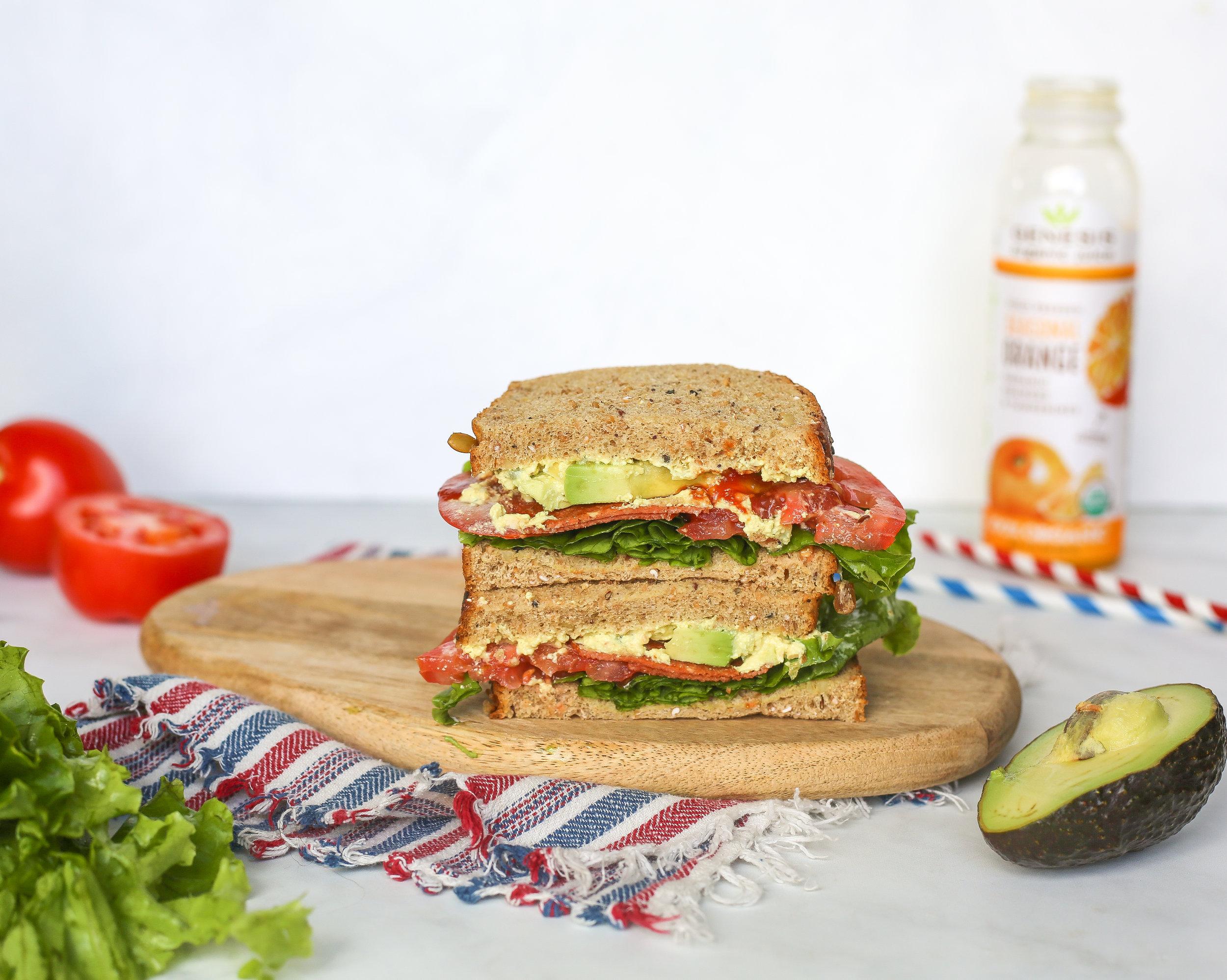 BLT Sandwich -