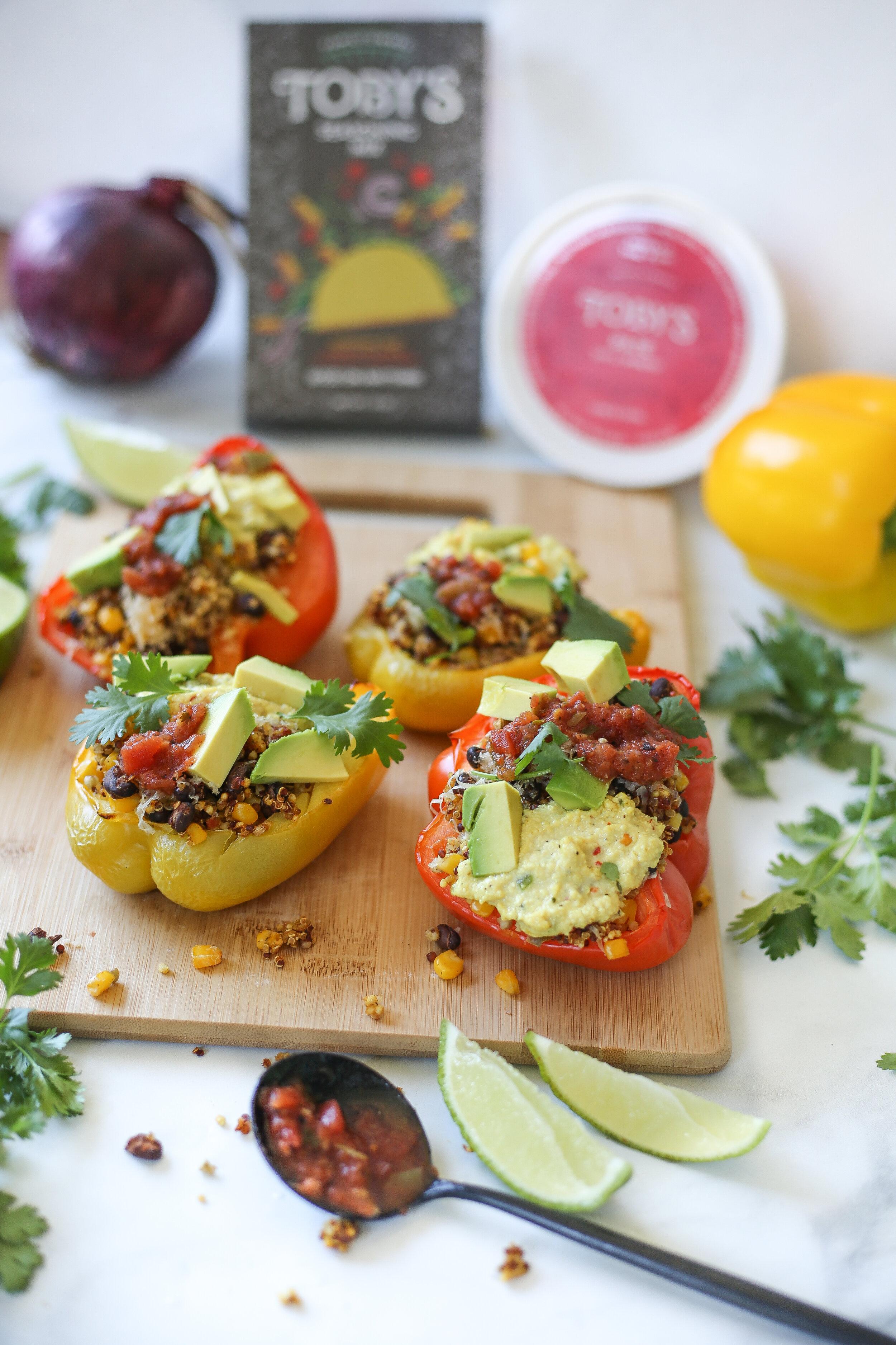 Stuffed Peppers -