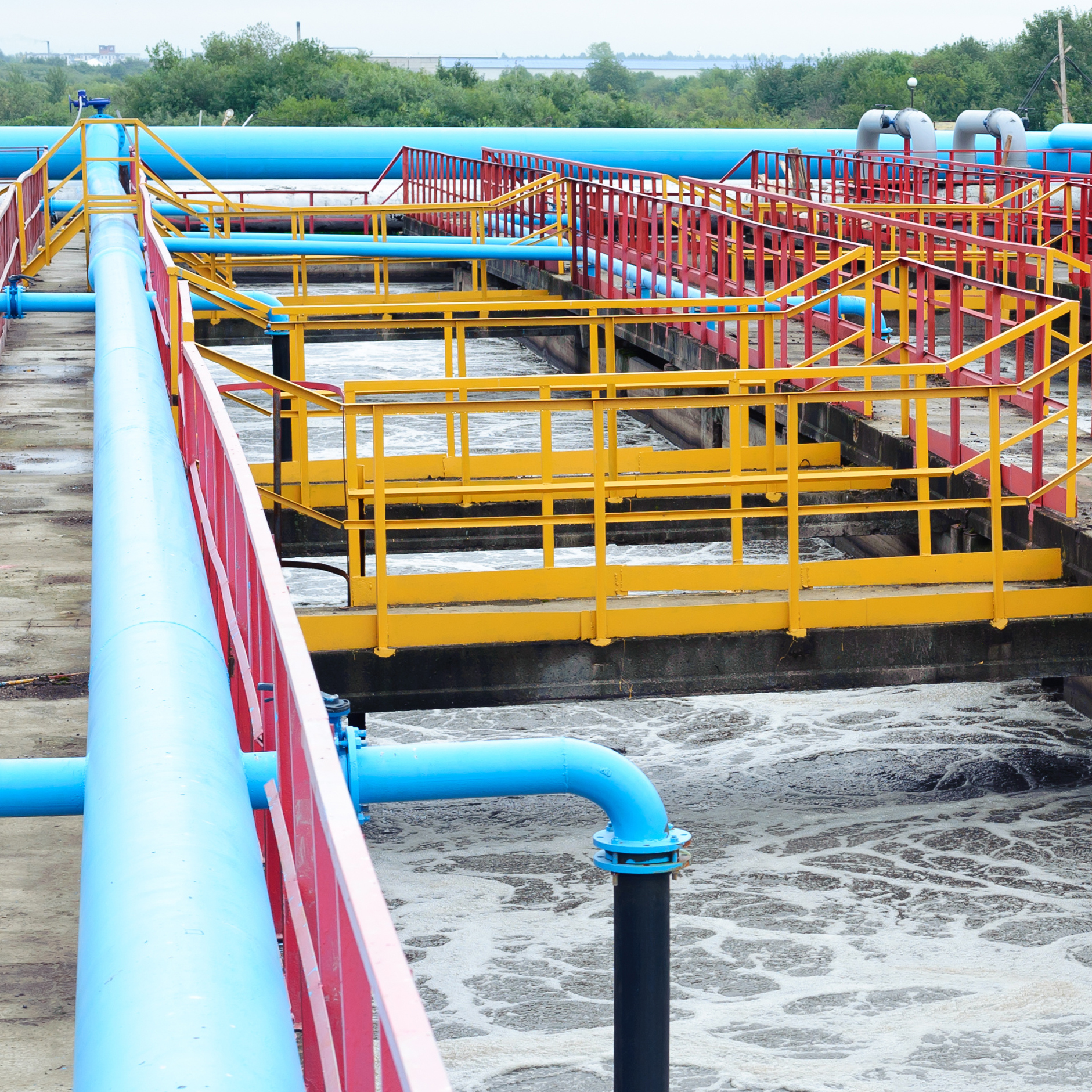 Water / Wastewater - Learn More >