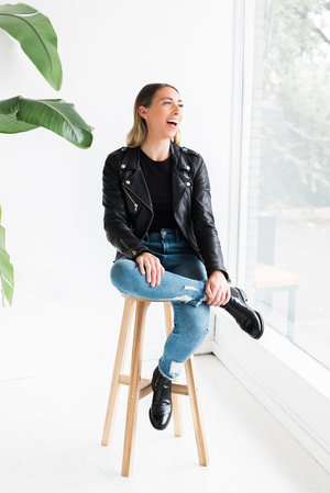 Kristy Vail - Interior Designer & Founder of Kristy Vail Studio