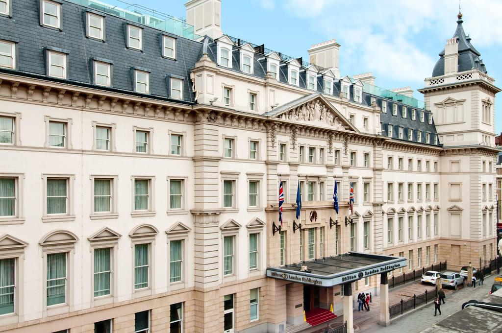 Hilton London Paddington - Family Rooms, WiFi, Fitness Center, Restaurant, Pet Friendly