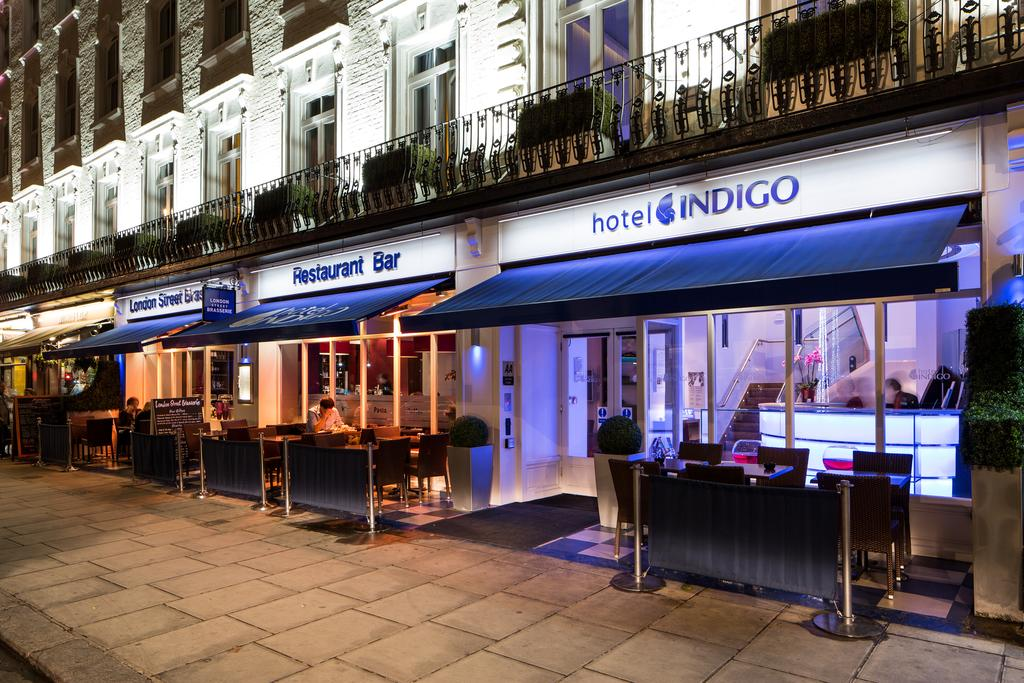 Hotel Indigo London-Paddington - Free WiFi,Fitness Center, Restaurant, Facilities for Disabled Guests