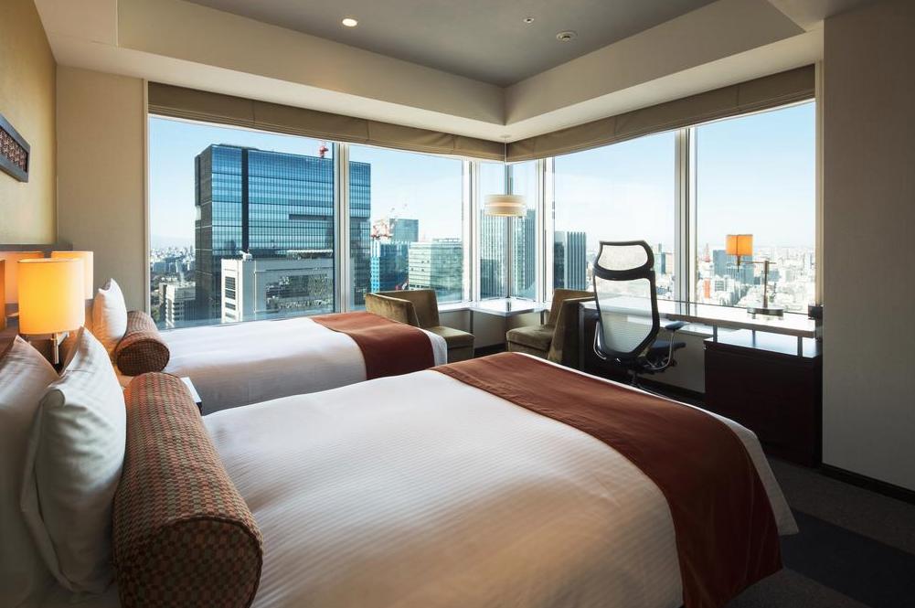 Hotel Metropolitan Tokyo Marunouchi - Non-smoking rooms, Free Wifi, Parking, Restaurant on site