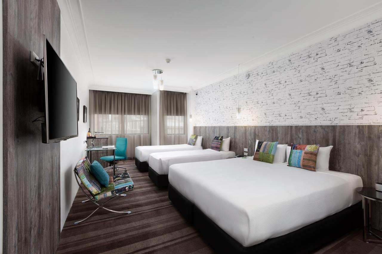 Rydges Sydney Central - Free Wifi, Parking, Non-smoking Rooms