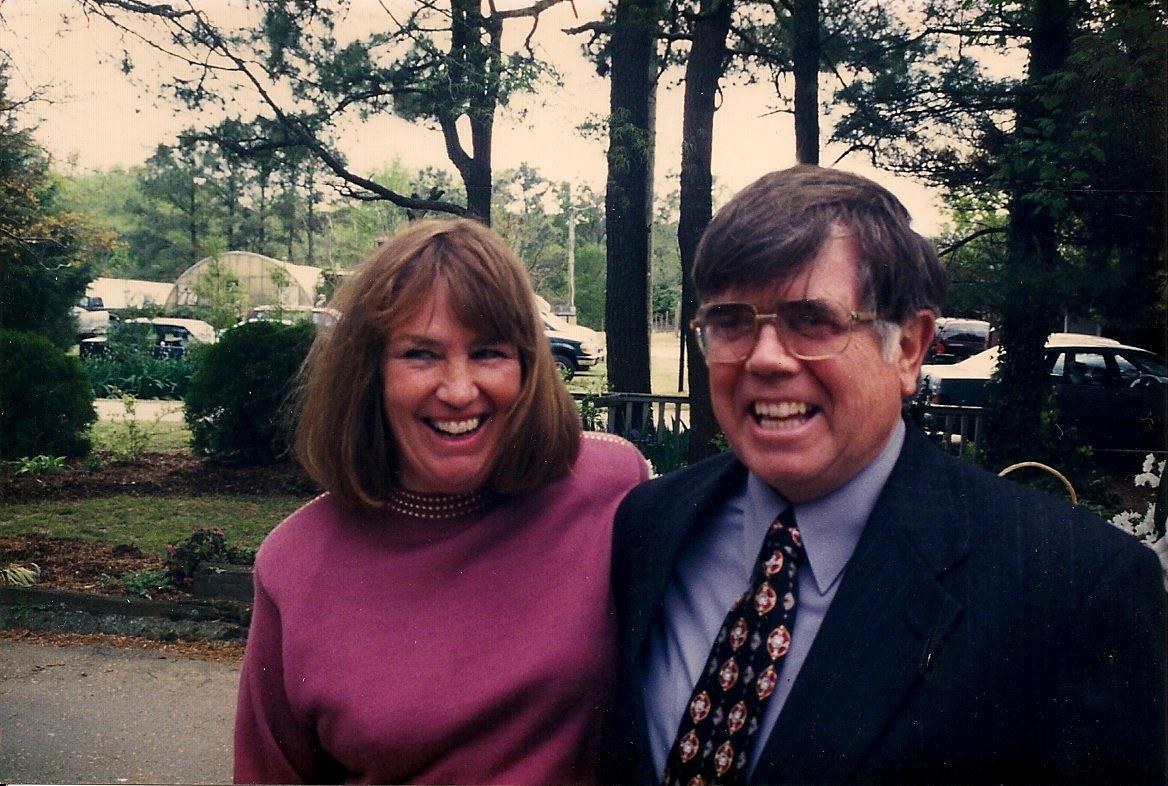 Phil and Barbara Custis.