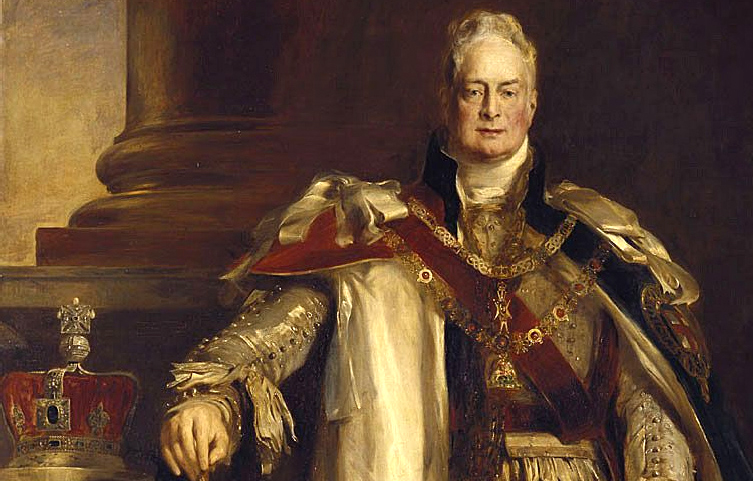 William IV King of Great Brittain