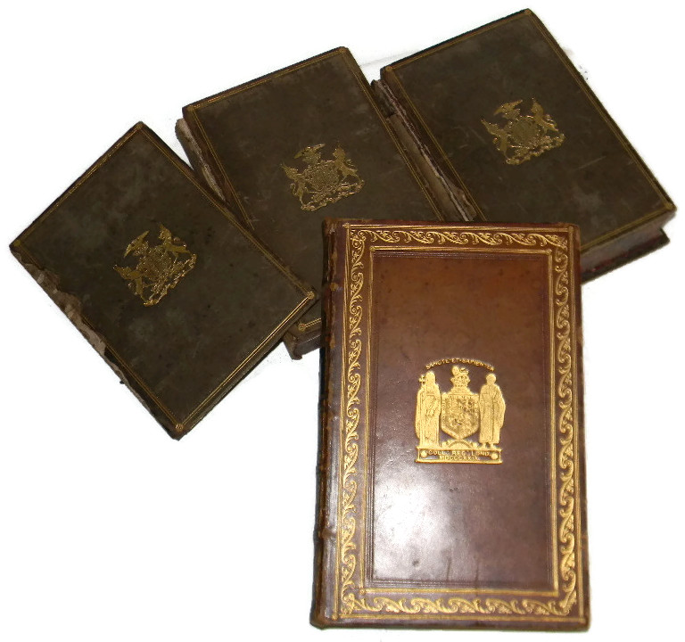 Books from Cambridge and King's College, United Kingdom