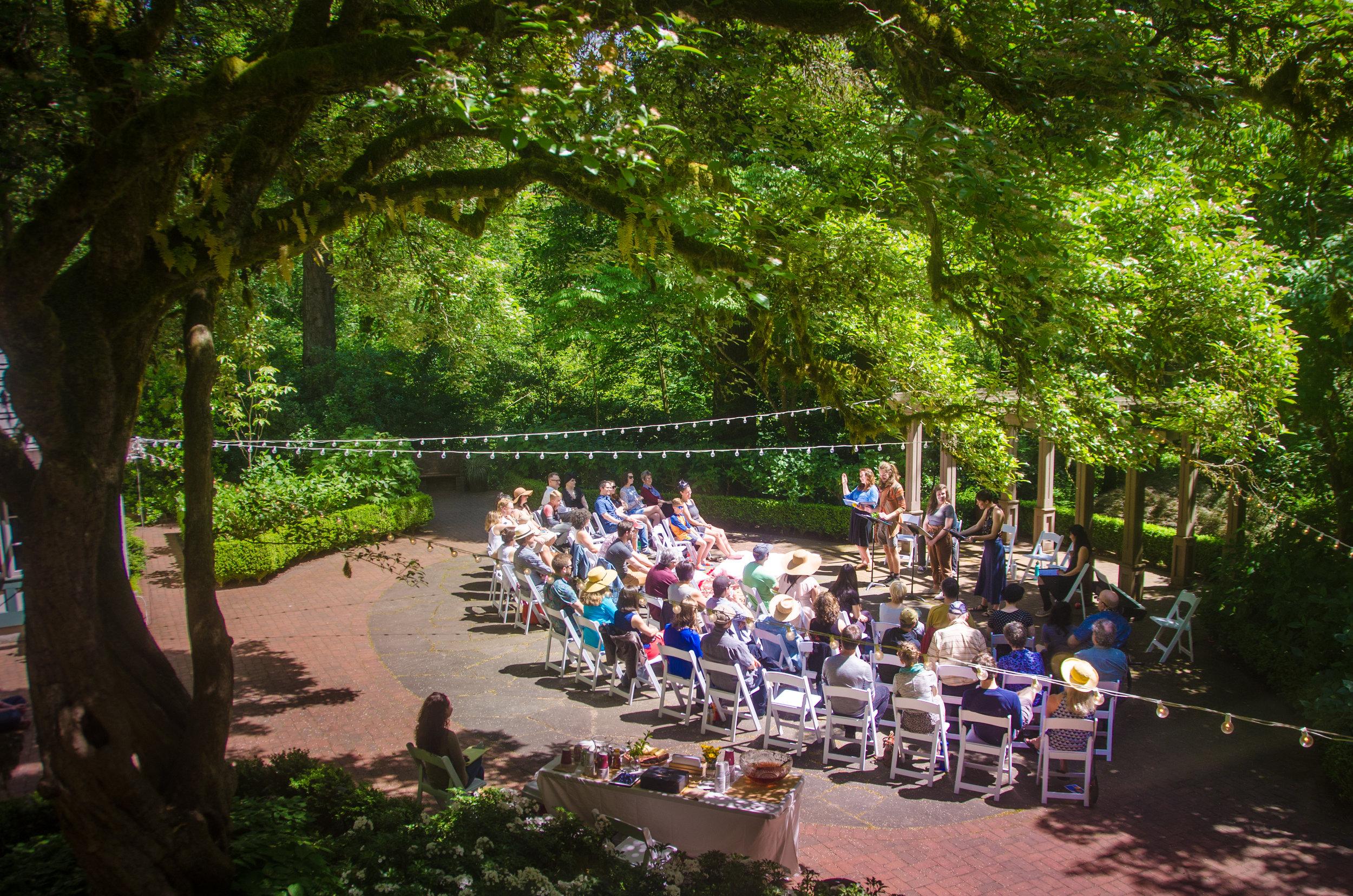 Persephone Garden Party
