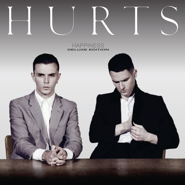 Hurts - Happiness (Deluxe Edition) (FanMade Album Cover) Made by Isaac.jpg