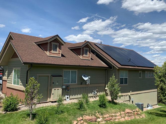 Gypsum Colorado Solar