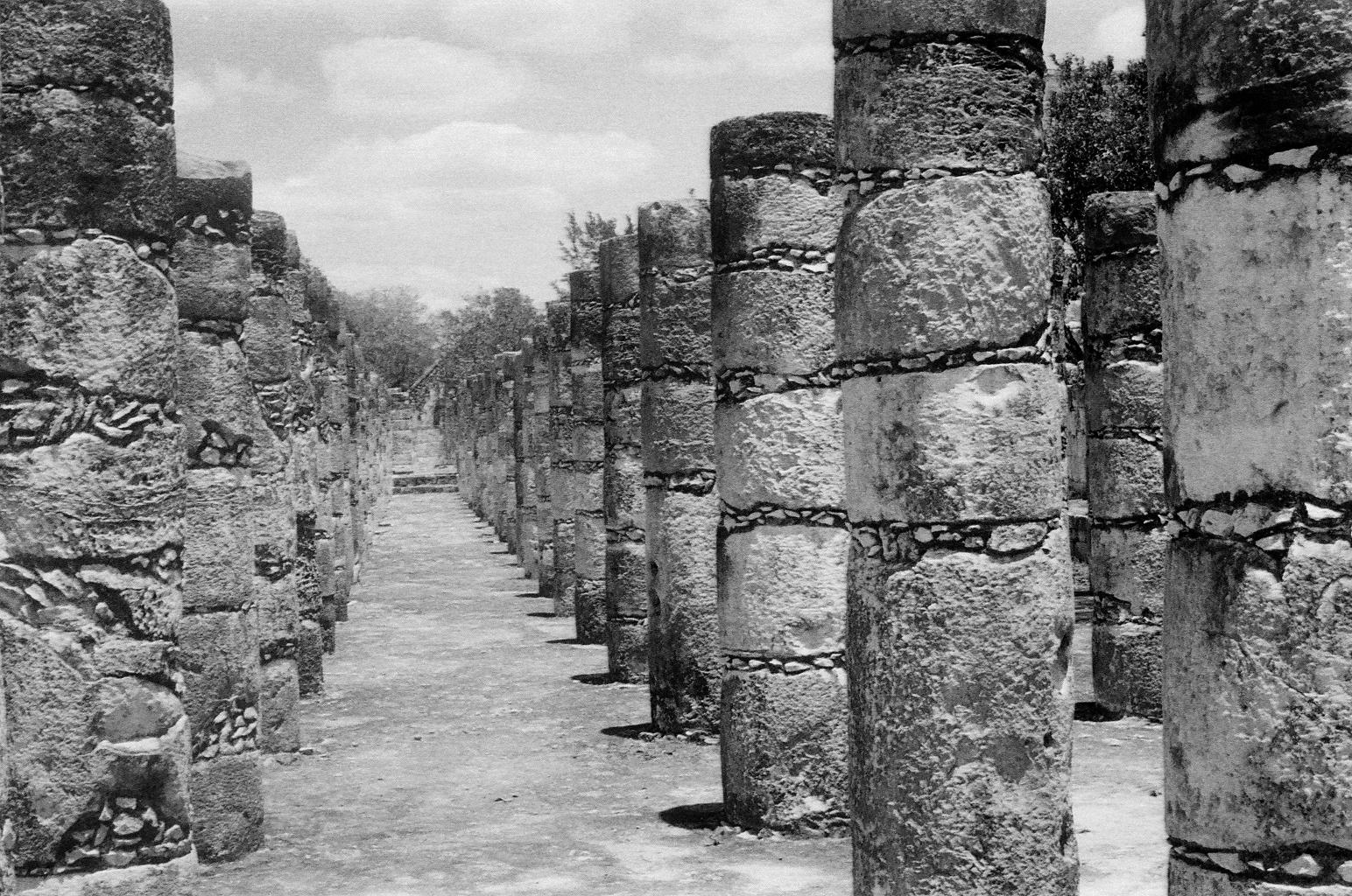 Chichen Itza, Mexico, 2012
