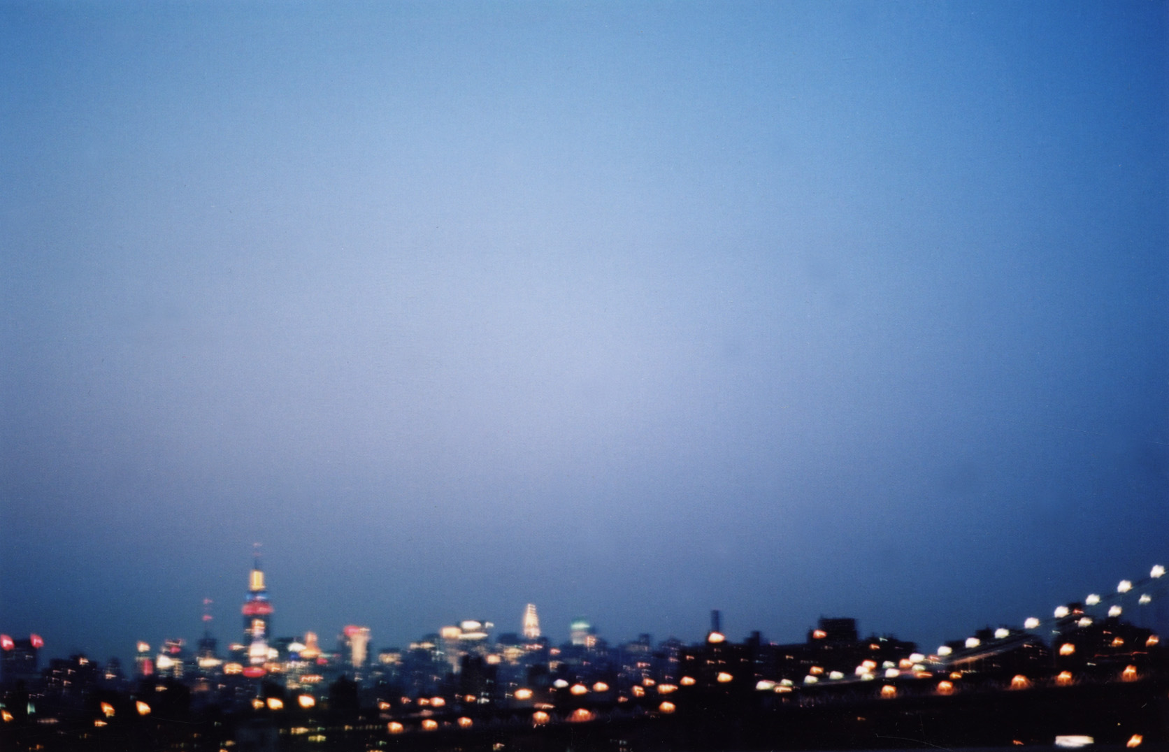 New York City, 2004