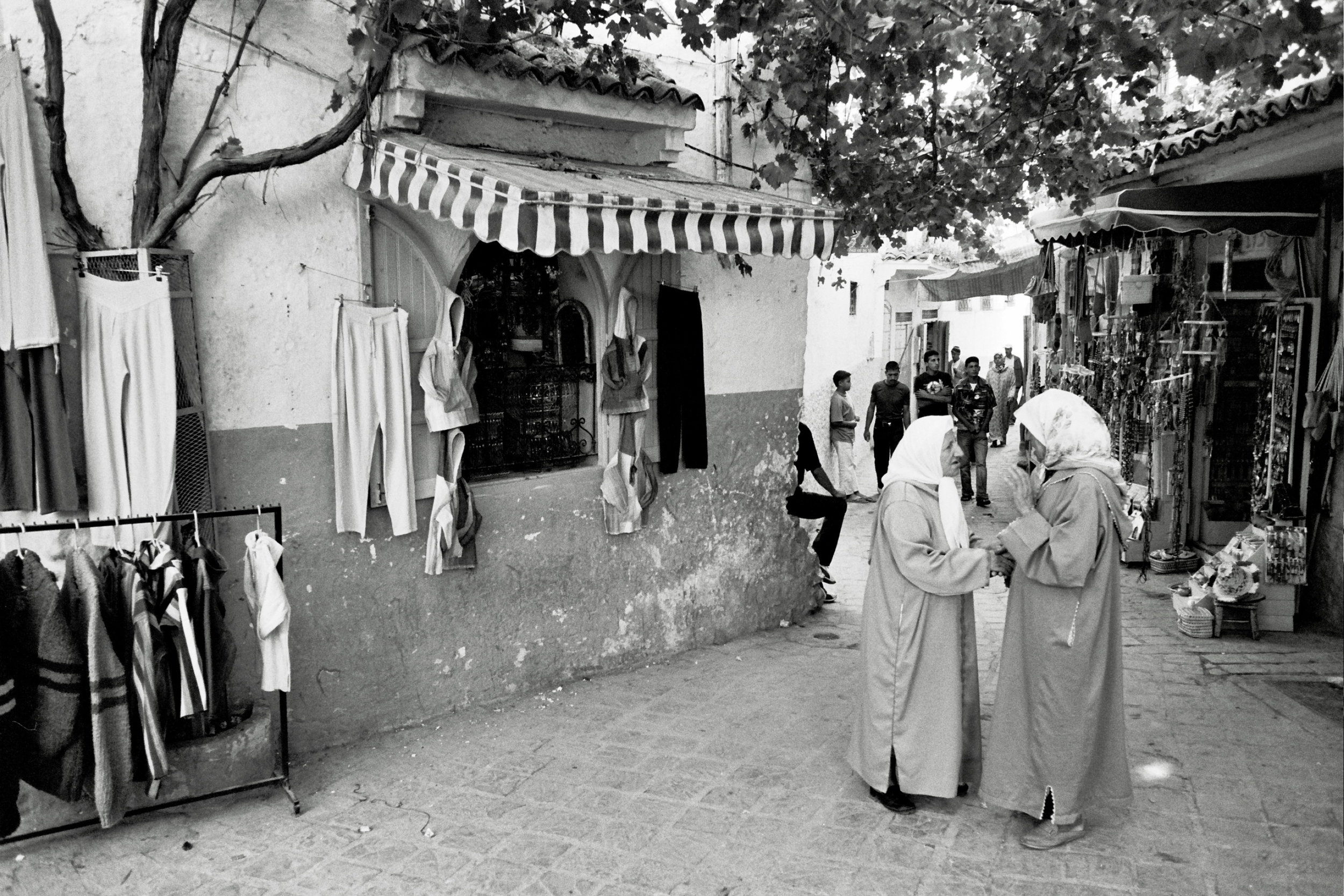 Chefchaouen, Morocco, 2007