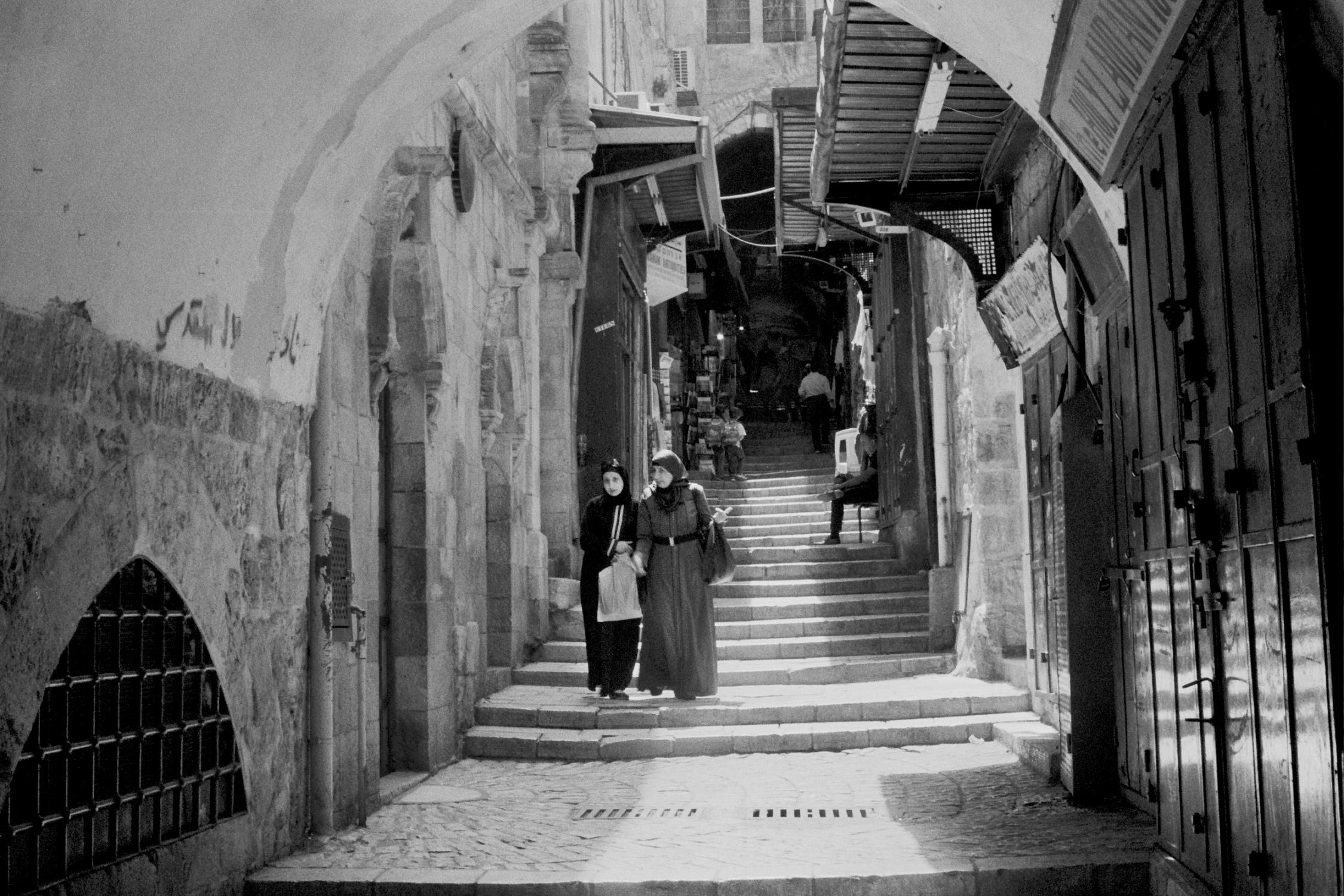 Old Jerusalem, Israel, 2017