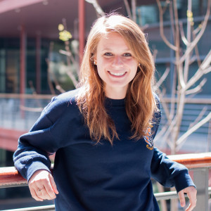 Brooke Husic<br>MSMs, protein folding, clustering