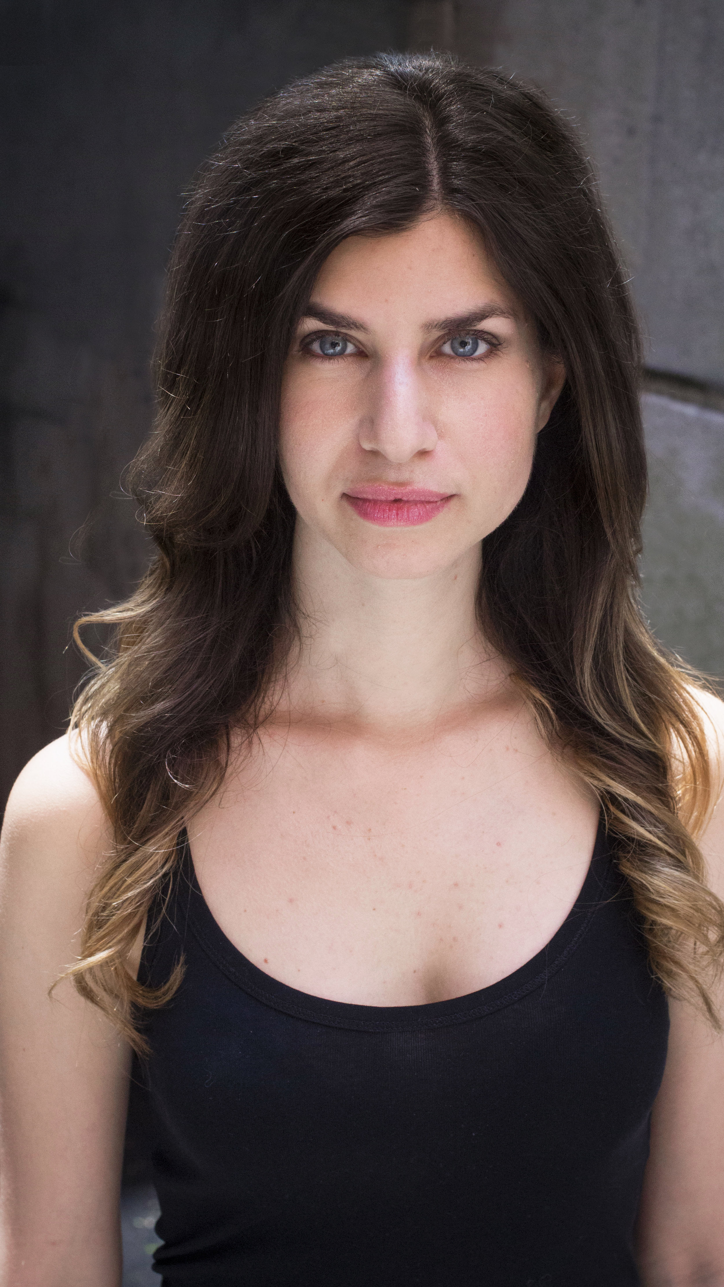 acting Liana The Ghost Photography Montreal Music Video actor headshot.jpg