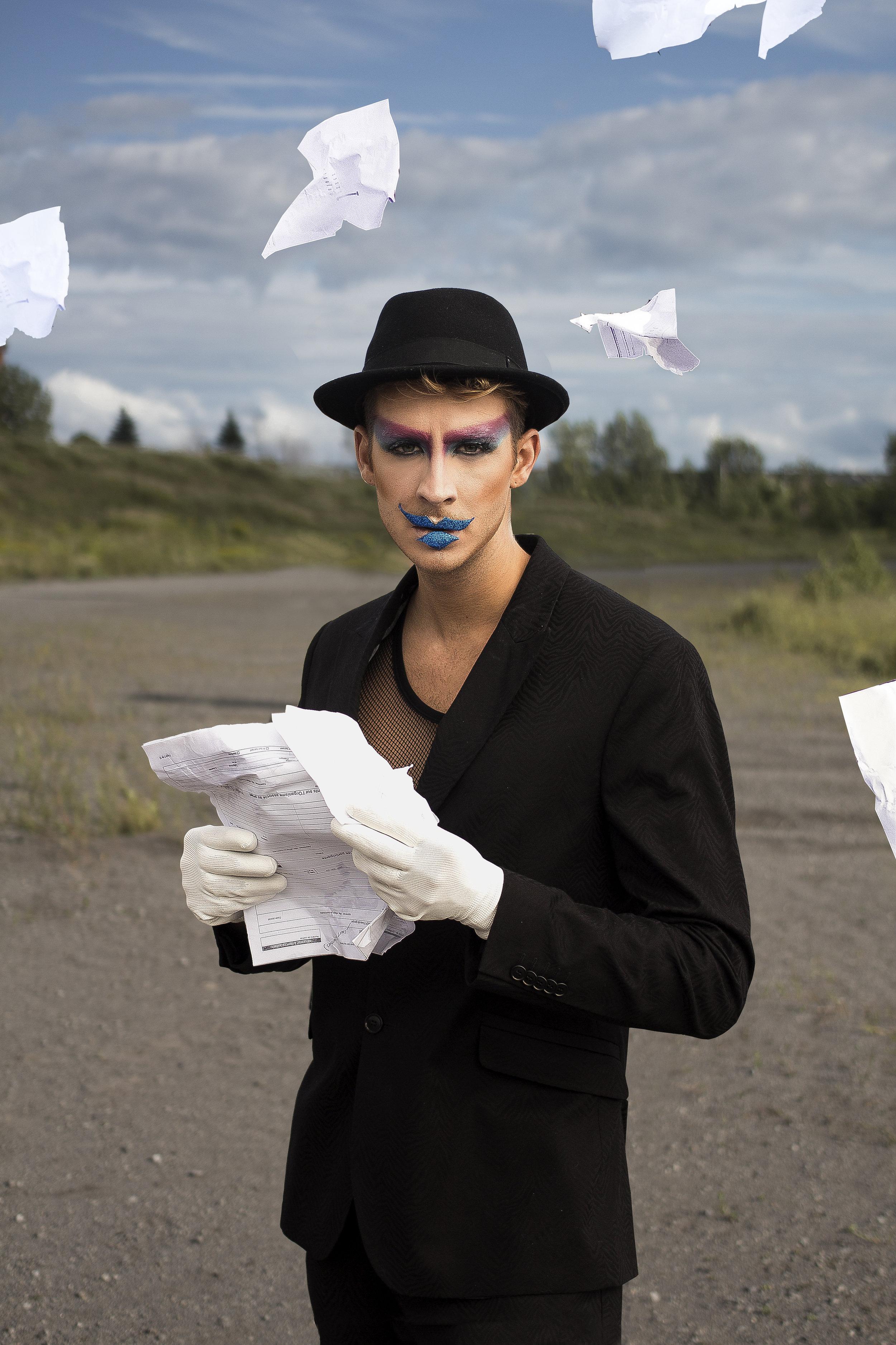 Liana The Ghost Photography Montreal Blue Bonnets Artistic Dance Fashion Creative Abstract freak.jpg