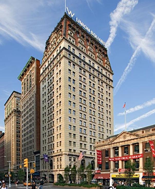 W-Hotel Union Sq. – Office Bldg. Conversation