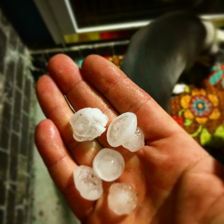 What the Hail? - It's in your homeowners insurance policy. Wind and Hail. In Texas they get hailstones the size of baseballs. This causes obvious damages to homes. Here in the Charleston area, we don't get a lot of hail. When we do, it's generally smaller. Believe it or not, even small hailstones can damage your roofing shingles. This type of damage is not likely to cause immediate leaks, but it is enough to compromise the integrity of the shingles. Compromised shingles simply won't last as long. Even minor hail damage can be enough for your insurance company to approve to replace your entire roof. If your roof is old, it's probably a good idea to get it inspected after a hail event. At Northbridge Roofing, we have the experience and training to help identify hail damage to your roof. We also have the relationships and experience to help you manage the claims process.