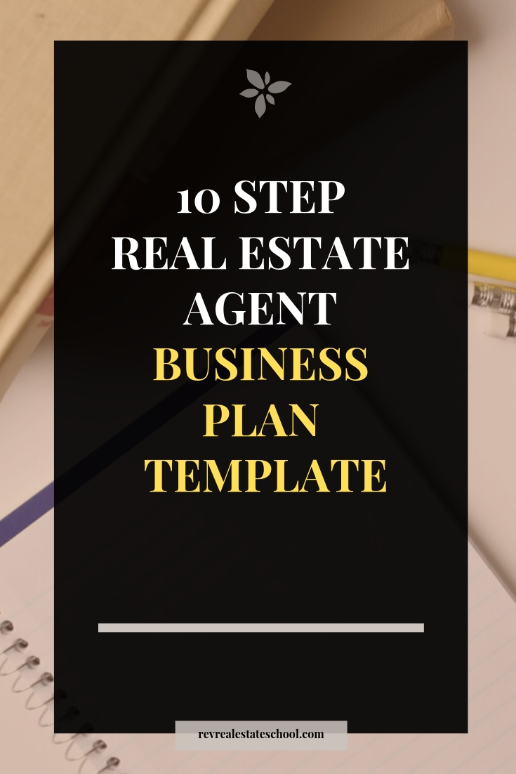 New Real Estate Agent Business Plan Template