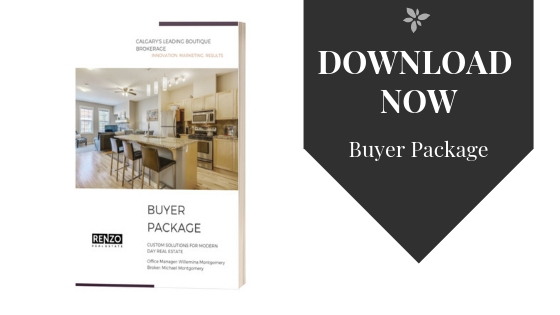 Buyer Package Real Estate