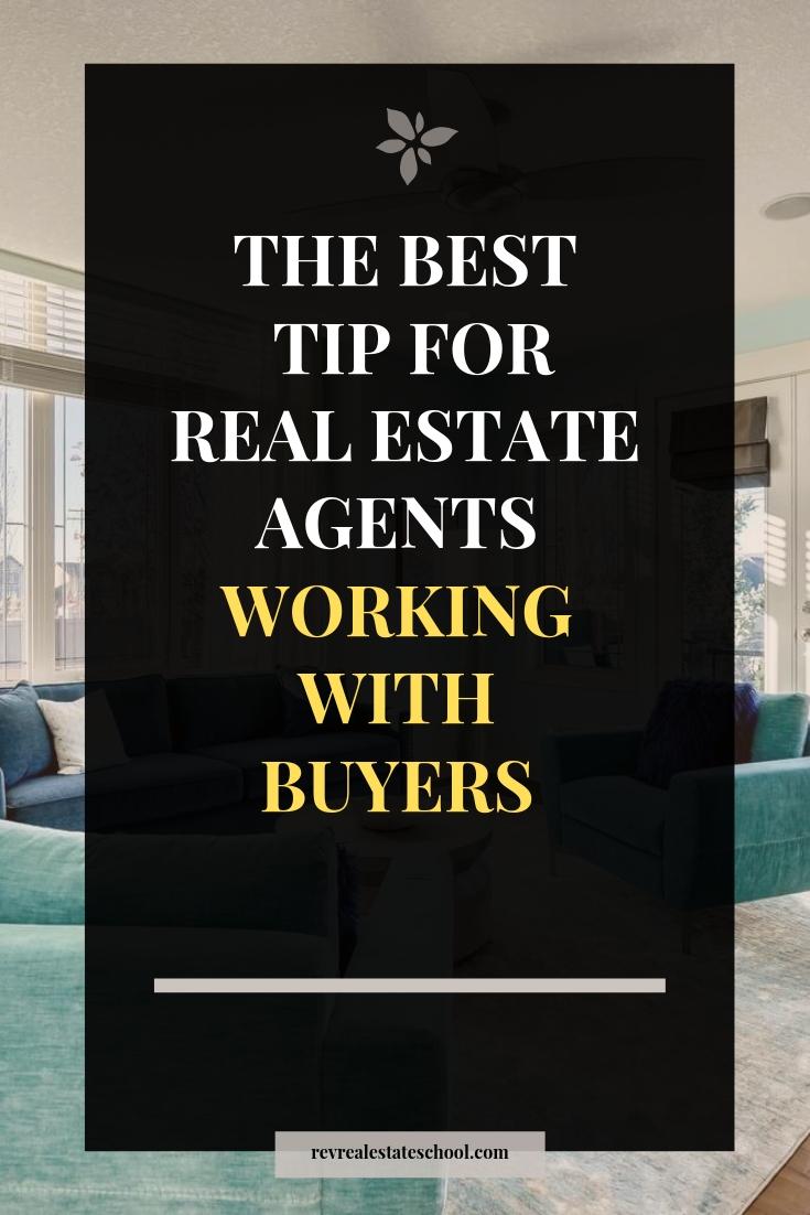Buyer Script Real Estate Agent