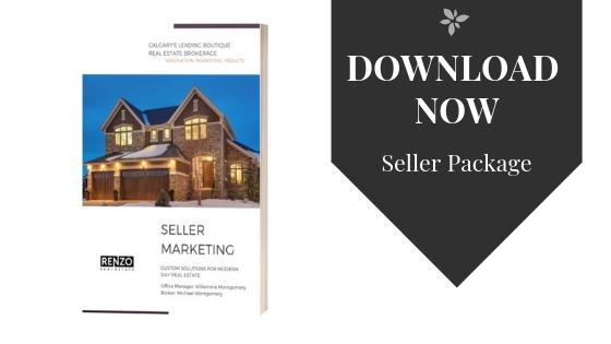 Seller Marketing Package Real Estate Agent