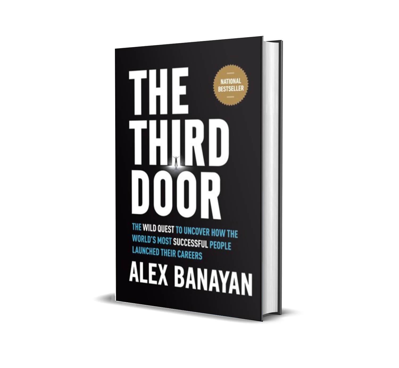 The Third Door - book