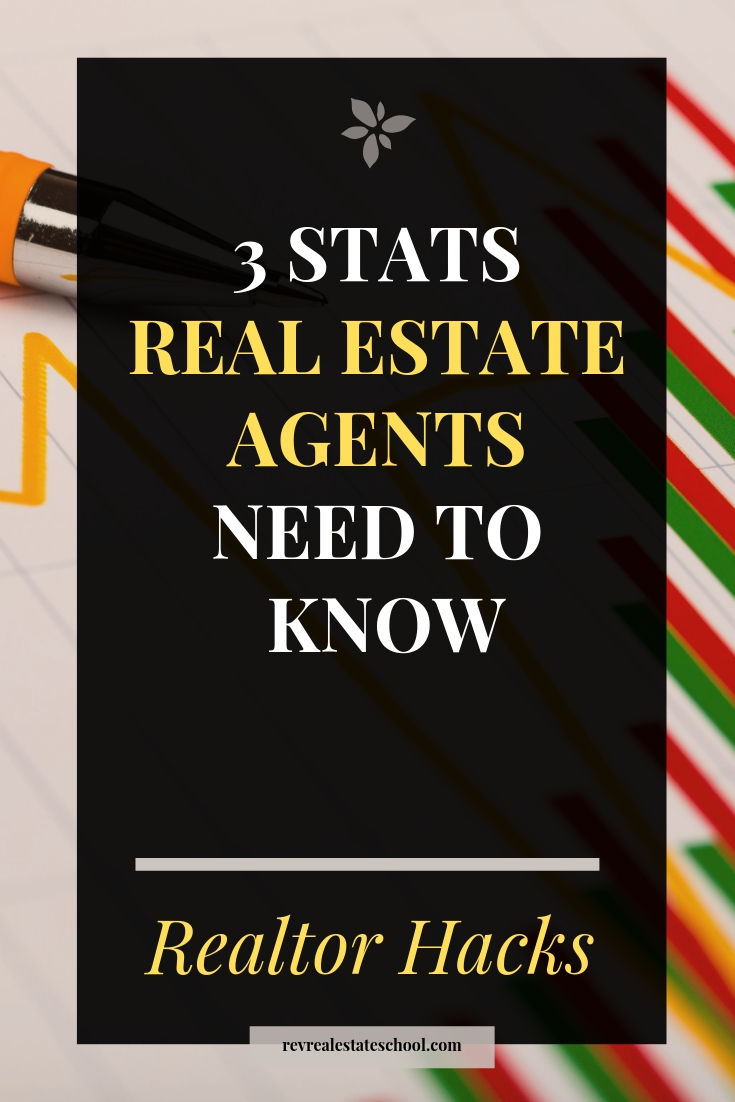 3 Stats Real Estate Agents Need to Know