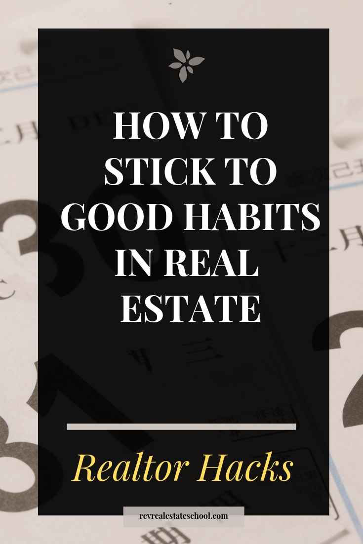 How To Stick To Good Habits