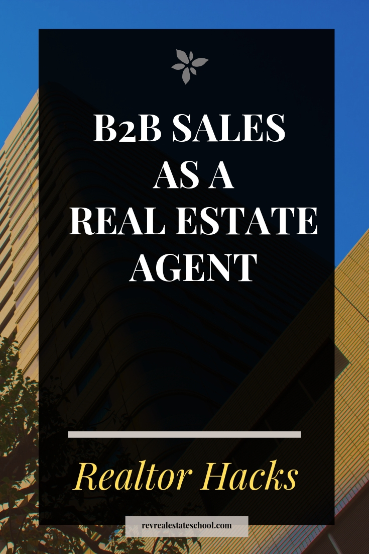 B2B Referrals in Real Estate