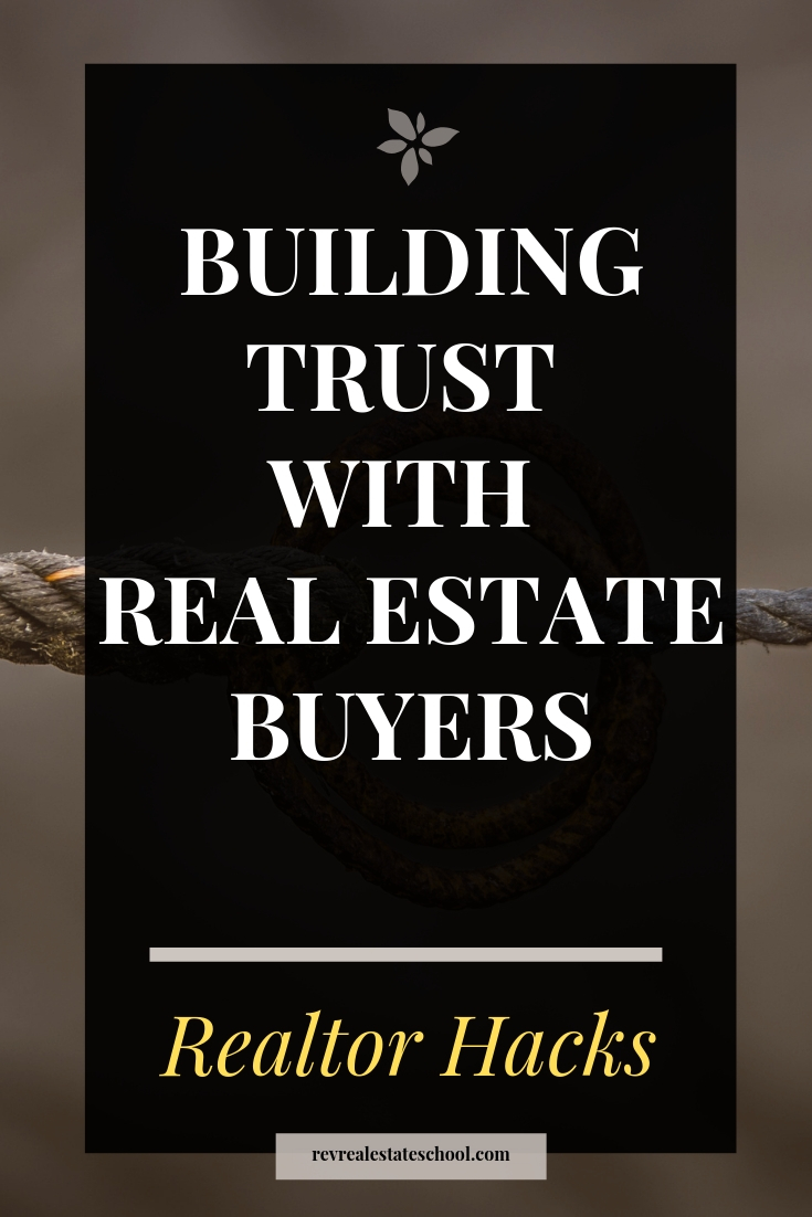 Building Trust with Buyers