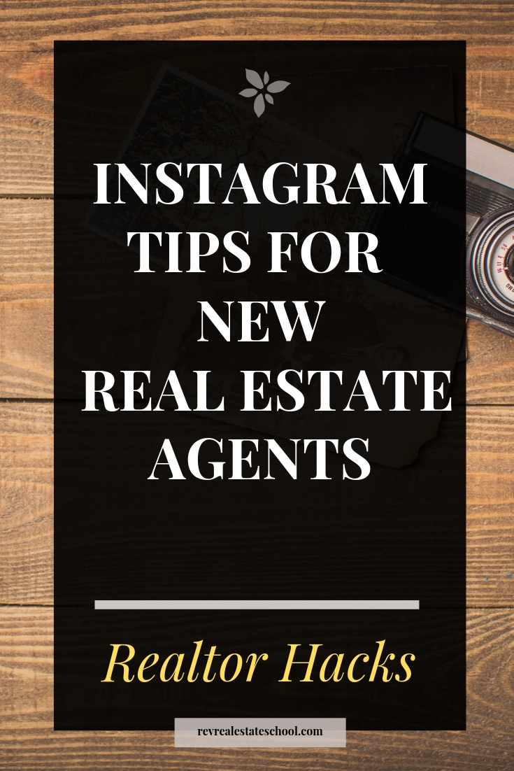 Instagram Tips for New Real Estate Agents