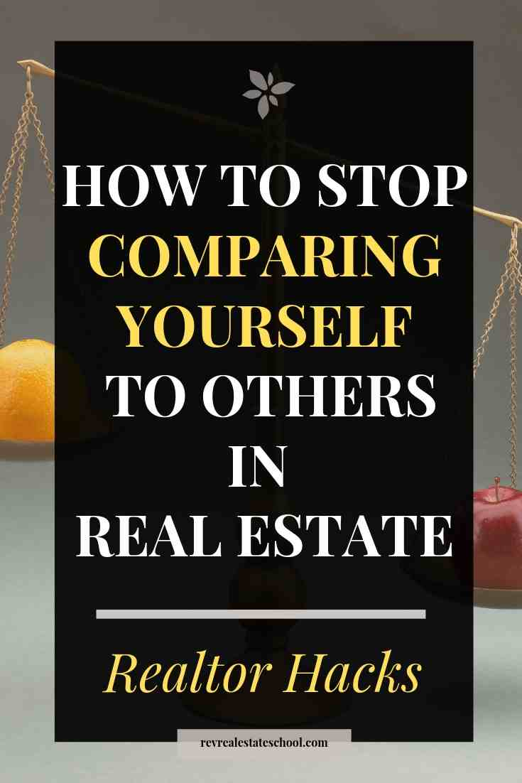 How To Stop Comparing Yourself to Others in Business