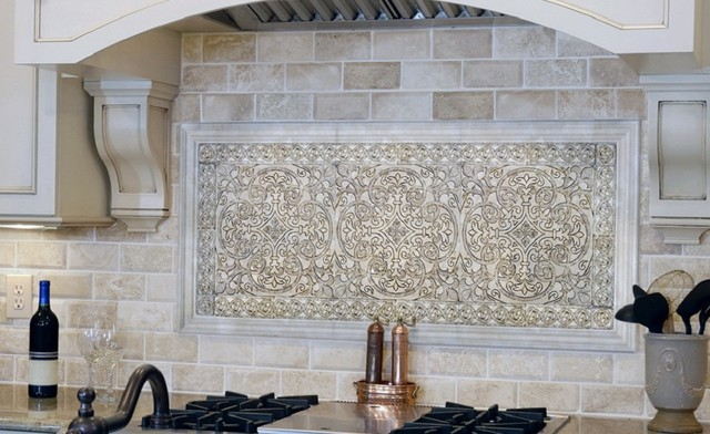 Stone Impressions - StoneImpressions is the perfect mix of modern technology and old world craftsmanship. Our tiles are created using an exclusive artist-developed process for hand printing almost unlimited designs on stone. We work on the finest natural stones and produce a level of detail with a depth and range of color that is absolutely unsurpassed in the natural stone market.